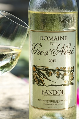 Vin Bandol blanc Gros Noré